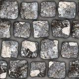 S102 textura sem emenda - pavers da pedra Imagens de Stock Royalty Free