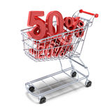 It's time for sales... Stock Photography