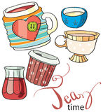 Its time for tea Stock Images