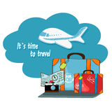 It`s time to travel. Stock Images