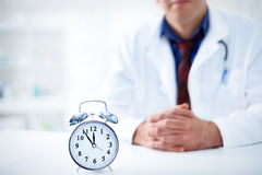 It's time to visit your doctor Stock Images