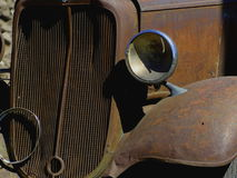 1930s Truck. The front view of a vintage 1930s truck Stock Photography
