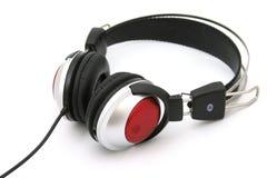 słuchawki Zdjęcie Stock
