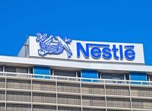 S.A. van Nestle. Stock Afbeelding