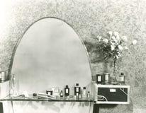 1930s vanity set Stock Images
