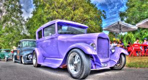 1920s Vintage American car Royalty Free Stock Images