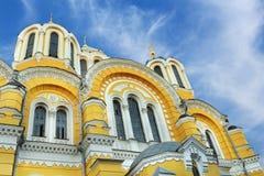 καθεδρικός ναός s vladimir στοκ εικόνα με δικαίωμα ελεύθερης χρήσης