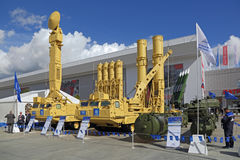 The S-300VM Stock Images