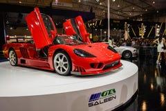 S7 von Saleen, 2014 CDMS Lizenzfreies Stockbild
