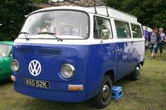 1960s VW Camper van. Stock Photos
