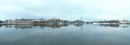 s Vyborg bay Zdjęcie Royalty Free