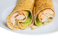 It's a Wrap Royalty Free Stock Photography