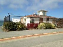 ` S WW2 U de San Francisco S Gamme de amortissement magnétique navale, San Francisco Bay 2 Photo stock