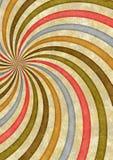 60s wystrzału sztuki Retro plakat Zdjęcie Stock