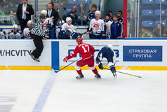 S. Yegorshev (2) vs V. Solodukhin (17) Stock Photo