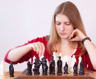 It's your move Royalty Free Stock Image