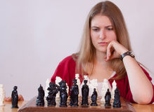 It's your move Stock Photo