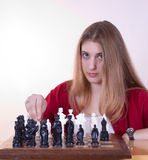 It's your move Royalty Free Stock Photos