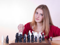 It's your move Royalty Free Stock Photo