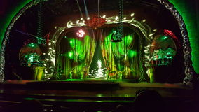 ` S Zarkana di Cirque du Soleil immagini stock libere da diritti
