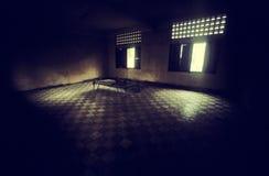 S21 gevangenis Stock Foto