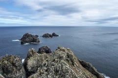 A saída ortegal em Galiza Imagens de Stock Royalty Free