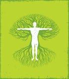 A saúde é um relacionamento entre você e seu corpo Molde criativo inspirador das citações da motivação Tipografia do vetor ilustração do vetor