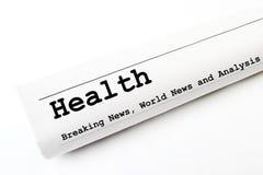 Saúde imagem de stock