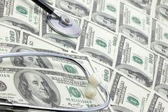 Saúde & riqueza Fotografia de Stock