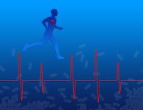 Saúde da medicina e do coração Fotografia de Stock Royalty Free