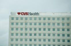 Saúde de CVS foto de stock
