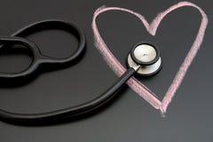 Saúde do coração Foto de Stock Royalty Free