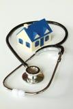 Saúde dos bens imobiliários Imagens de Stock