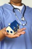 Saúde dos bens imobiliários Foto de Stock