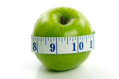 Saúde e dieta Fotografia de Stock