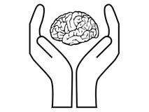 Saúde mental Imagens de Stock Royalty Free