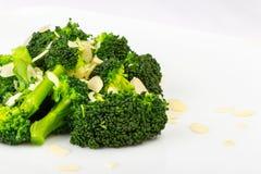 Sałatka brokuły Obraz Stock