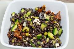 Sałatka venus ryż zdjęcia royalty free