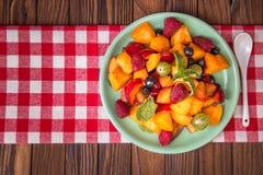 sałatkowe świeże jagod owoc Zdjęcie Royalty Free