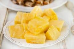 Sałatkowy ananas zdjęcie stock