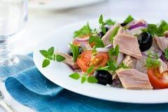 sałatkowy tuńczyk zdjęcia royalty free