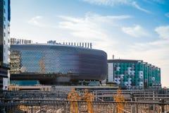 SA健康医科院和新的皇家阿德莱德Hosp 免版税图库摄影
