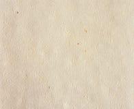 Sa `纸`,传统有机纸纹理  免版税库存图片