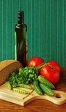 sałatkowi warzywa Fotografia Stock