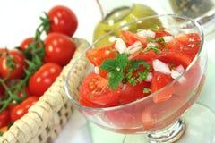 sałatkowy pomidor Zdjęcie Stock