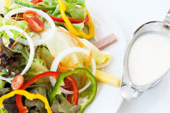 sałatkowy warzywo Obraz Royalty Free