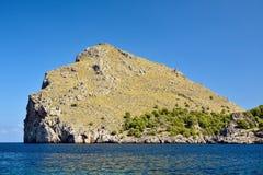 Sa Calobra, Majorca Royalty-vrije Stock Afbeeldingen