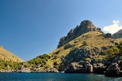 Sa Calobra, Majorca Imagem de Stock
