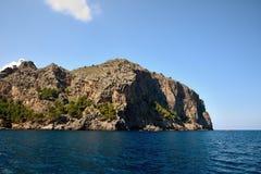 Sa Calobra, Majorca Royalty-vrije Stock Foto