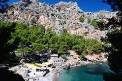 Sa Calobra, Majorca Royalty-vrije Stock Afbeelding